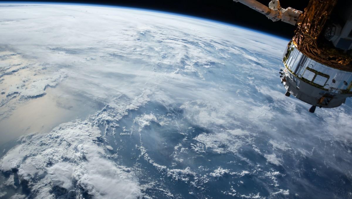 Pohled z vesmíru, o který se mimo jiné zasloužila také NASA.